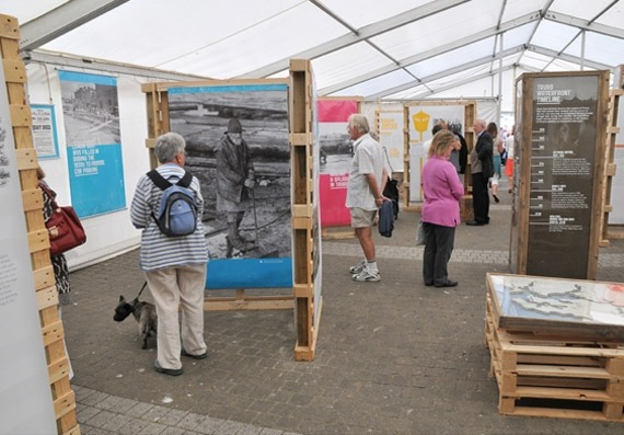 Truro Uncovered exhibtion