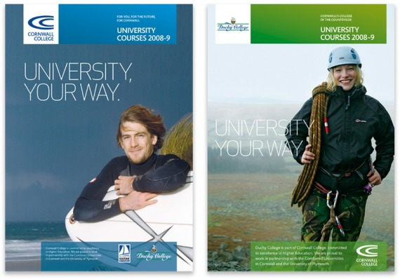 Cornwall College prospectus