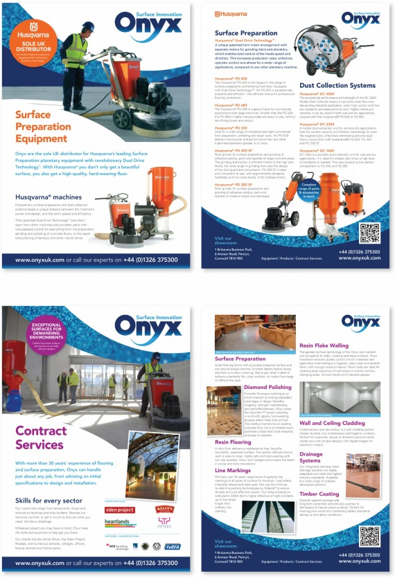 Onyx trade promotions and marketing